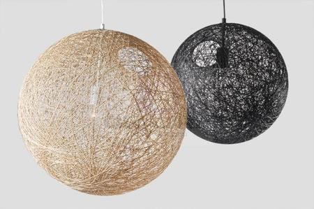 Lampa wisząca kula Ran, różne rozmiary