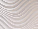 Gipsowe panele dekoracyjne Curled DUNES - zdjęcie 1