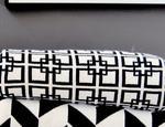 Poduszki i koce Black&White MILOO HOME - zdjęcie 6