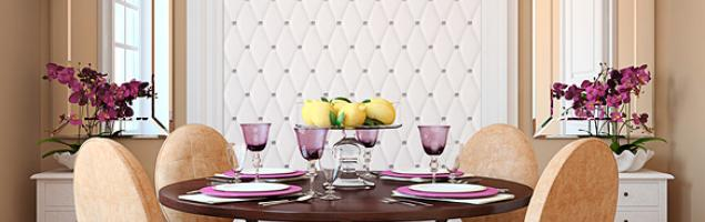 Płytki ceramiczne w majestatycznej aranżacji salonu