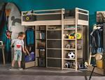 Aranżacja pokoju dziecięcego. Łóżko piętrowe dla dzieci SPOT
