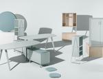 Modułowe meble biurowe Space KINNARPS  - zdjęcie 1