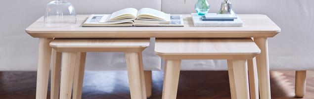 Kolekcja mebli IKEA LISABO nagrodzona w kategorii product design