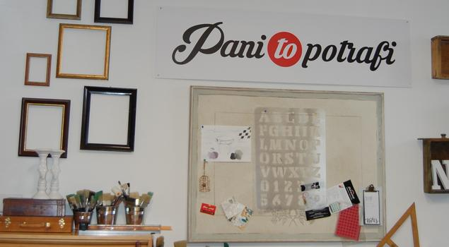Autorki bloga Pani to potrafi otworzyły pracownię DIY. Jednym z Partnerów Złotych została firma Deante