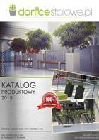 DONICESTALOWE katalog 2015